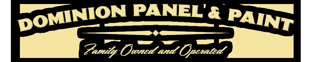 Dominion Panel & Paint